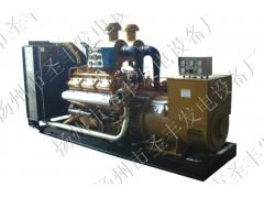 老款东风股份500千瓦柴油发电机组12V135BZLD-2