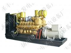 济柴500千瓦柴油发电机组G6190ZLD