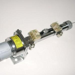 柴油机组电动油门