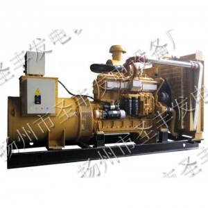 上柴300千瓦柴油发电机组