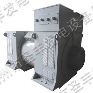 300KW高压发电机(10500V)
