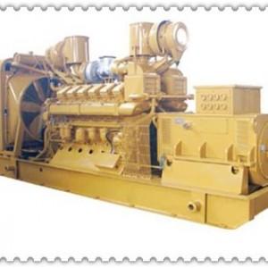 1600KW高压柴油发电机组10500V电压