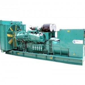 600KW高压柴油发电机组6300V电压