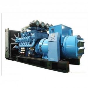 1000KW高压柴油发电机组10500V电压