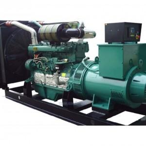 700KW高压柴油发电机组10500V电压