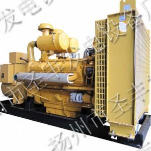 350千瓦东风股份柴油发电机组