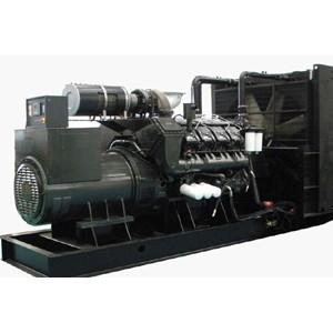中美合资重庆科克1800KW高压6300V柴油发电机组
