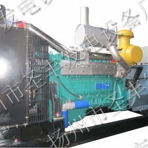 250千瓦潍柴斯太尔柴油发电机组
