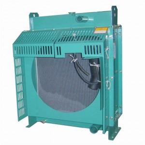 50KW东风康明斯40℃水箱散热器