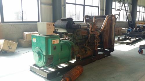 扬州出租250KW柴油发电机组