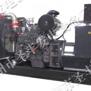 东风股份100千瓦柴油发电机组SC4H160D2