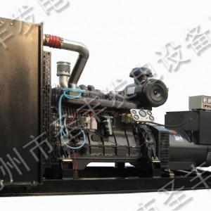 康沃350千瓦柴油发电机组KW15G500D2
