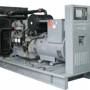 英国珀金斯50KW柴油发电机组1104A-44TG1