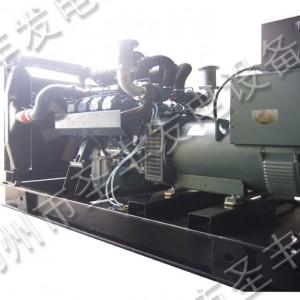 斗山大宇400千瓦柴油发电机组DP158LC