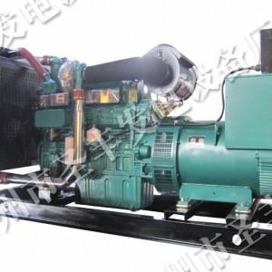 玉柴450千瓦柴油发电机组YC6T660L-D20