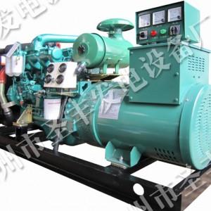 玉柴60KW柴油发电机组YC4D90Z-D20