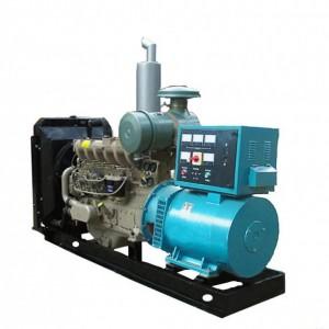 斯太尔100KW柴油发电机组WD415.24D