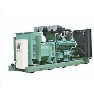 进口康明斯400KW柴油机组QSX15G6