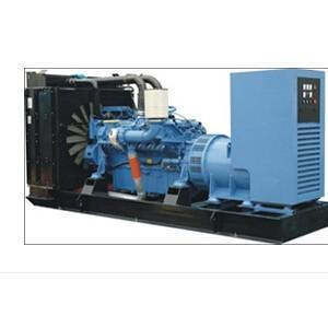 奔驰1500KW柴油发电机组16V4000G23