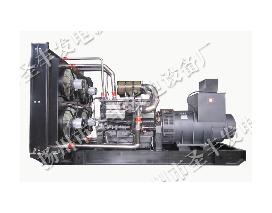 昆山康沃650KW柴油发电机组图片KW27G1000D2 (4)