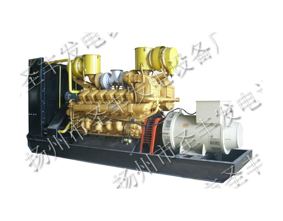 济柴800KW柴油发电机组图片Z12V190B