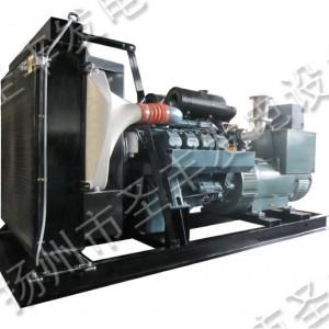 韩国斗山400KW柴油发电机组DP158LC