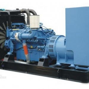 奔驰1500KW柴油发电机组12V4000G23