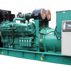 美国康明斯1000KW柴油机组
