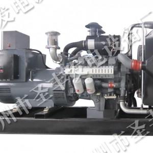 DW26-PV12TI 国产大宇350KW柴油发电机组