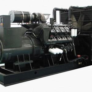 中美合资重庆科克350KW柴油发电机组PTAA780G3