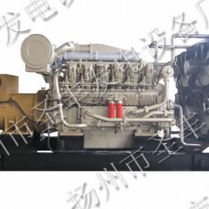 济柴原厂配套800千瓦柴油广东11选5中奖查询PZ12V190B
