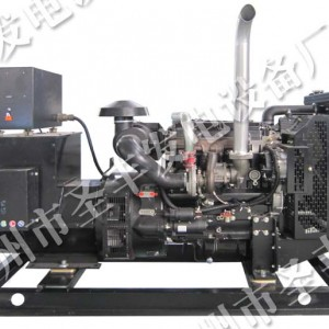 英国珀金斯120KW柴油发电机组1106A-70TAG2