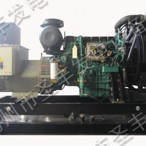 瑞典沃尔沃350KW柴油发电机组TAD1344GE
