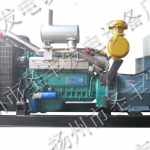 潍柴斯太尔200KW柴油发电机组WD618.42D