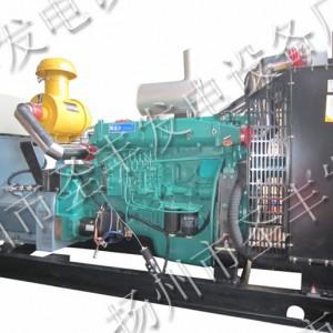 潍柴斯太尔200千瓦柴油发电机组WD61546D01N