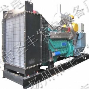 潍柴斯太尔50KW柴油发电机组WD41516D01N