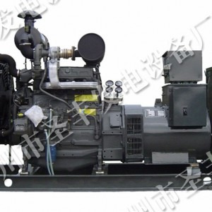 道依茨120KW柴油发电机组WP6D152E200