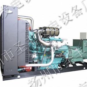 通柴350千瓦柴油发电机组J258ZA33
