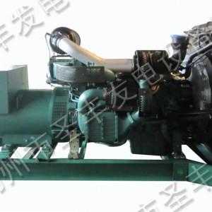 瑞典沃尔沃100KW柴油发电机组TAD532GE