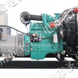东风康明斯100KW柴油发电机组6BTA5.9-G2