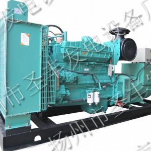 康明斯300千瓦柴油机组NTA855-G4