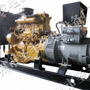 东风股份120千瓦柴油发电机组SC4H180D2