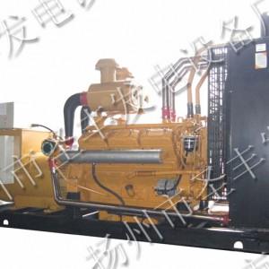 卡得城仕600KW柴油机组KD26H610