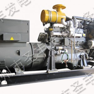 潍柴120KW柴油发电机组