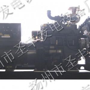 潍柴50千瓦柴油发电机组