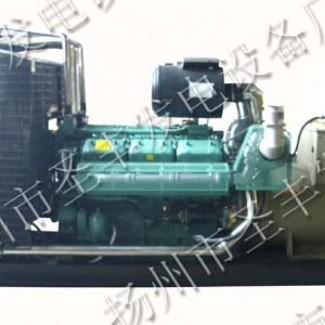 无动350千瓦柴油发电机组WD269TD33
