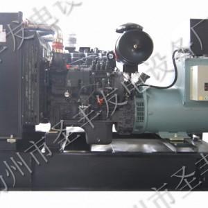 200千瓦东风股份柴油发电机组SC13G310D2