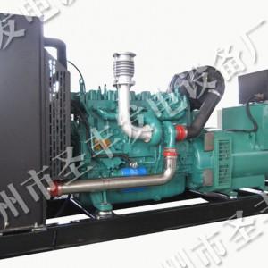 300KW潍柴蓝擎柴油发电机组