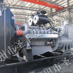 900千瓦威曼柴油发电机组