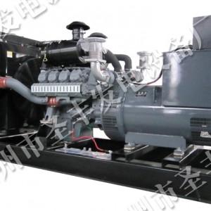 中美合资威曼400KW柴油发电机组D15A
